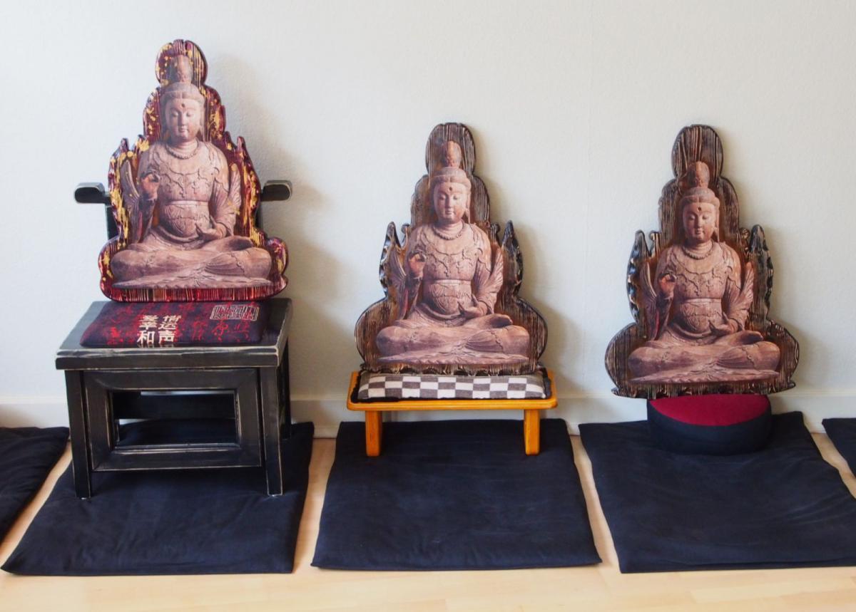 Flying Bodhisattva 3.0 Gruppe
